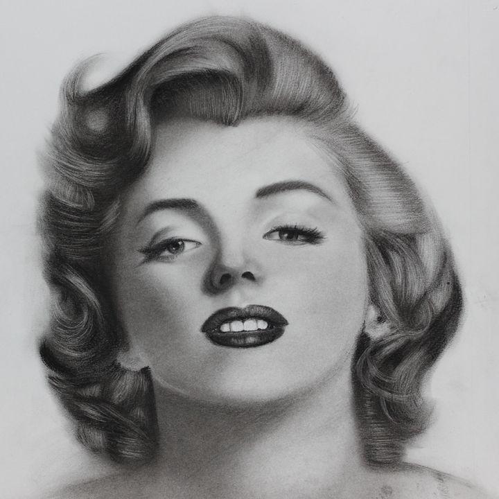 Marilyn Monroe - Farbood Panahi