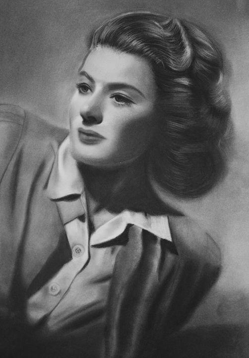 Ingrid Bergman - Farbood Panahi