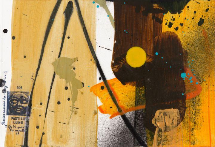 Yellow Dot Lunar 2 - Tim Diviny