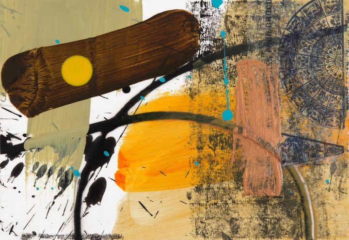 Yellow Dot Pericon 1 - Tim Diviny