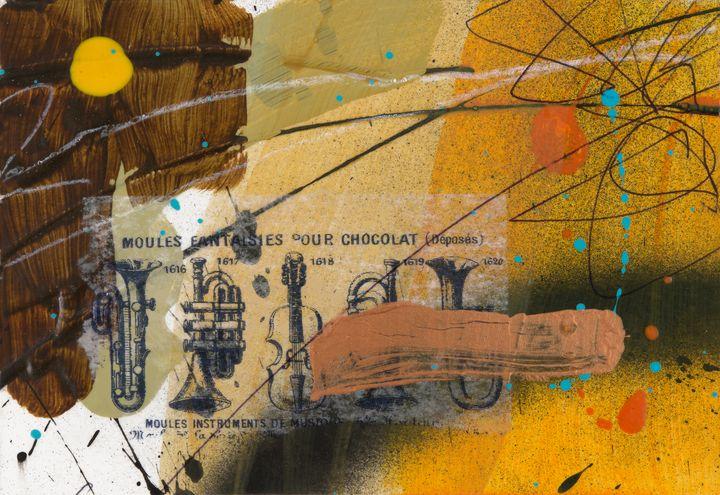 Yellow Dot Quintet - Tim Diviny