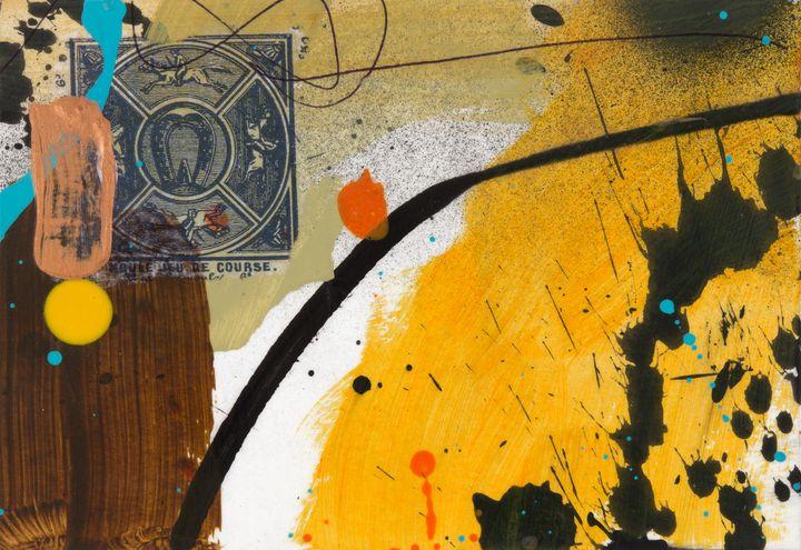 Yellow Dot Race - Tim Diviny