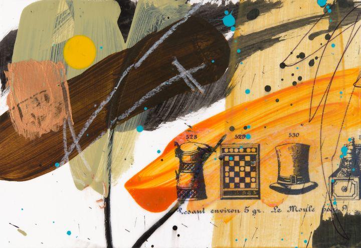 Yellow Dot Ugolki - Tim Diviny