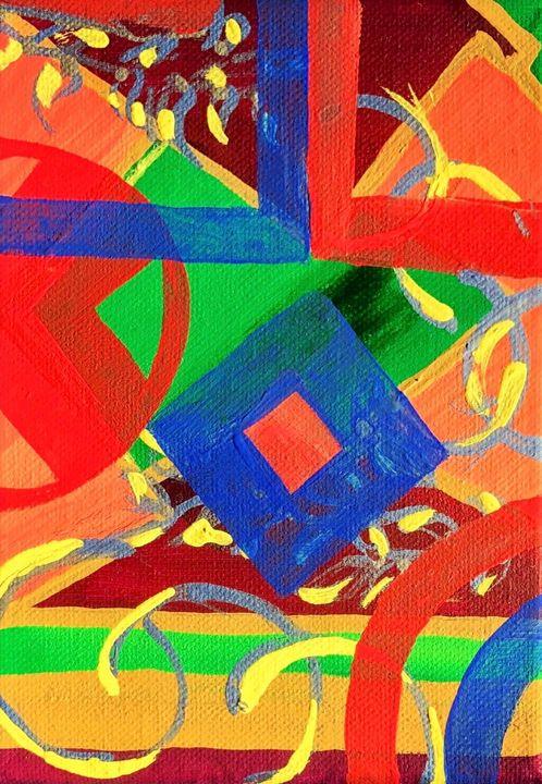 Color Pop - T.Scesney