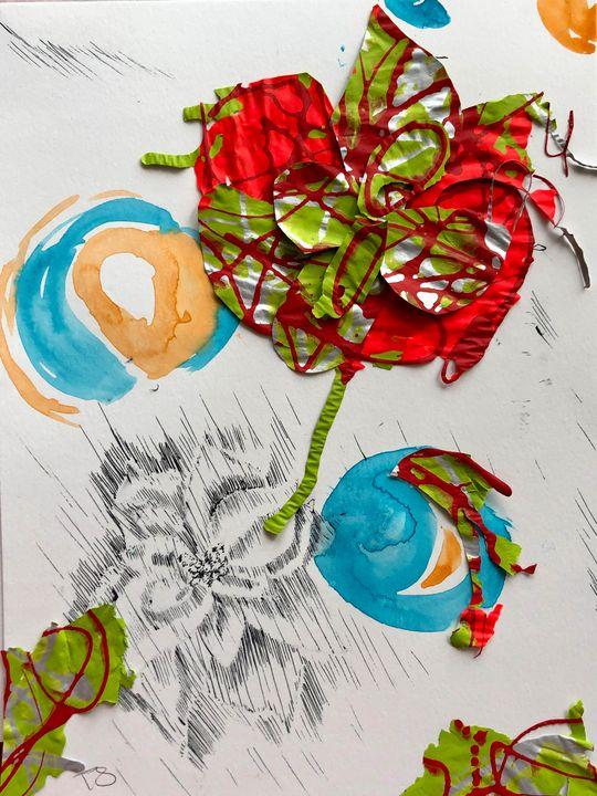 Poinsettia Dance - T.Scesney
