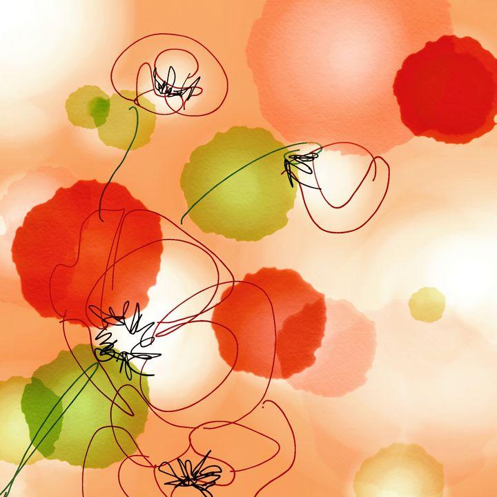 Poppies - T.Scesney