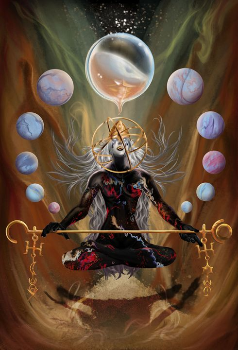 The Sage - Ala M Lockhart