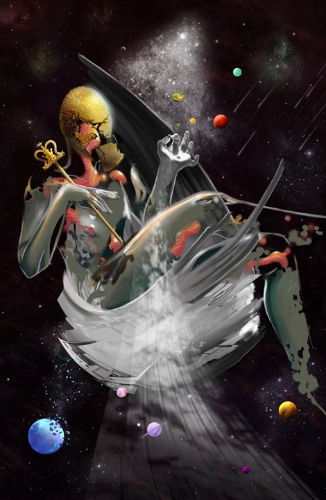 The Ruler - Ala M Lockhart