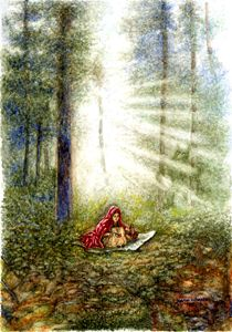 The Fate of Little Red Riding Hood 1