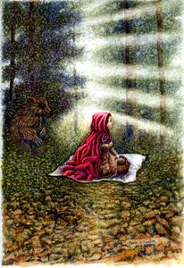 The Fate of Little Red Riding Hood 2