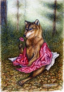 The Fate of Little Red Riding Hood 3