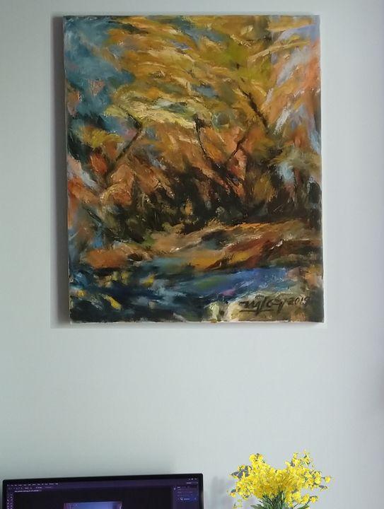 dry season emotions - Artist Cuong Nguyen