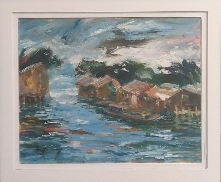 Riverside - Artist Cuong Nguyen