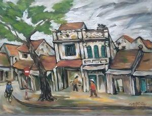 Ancient city of Hanoi 1