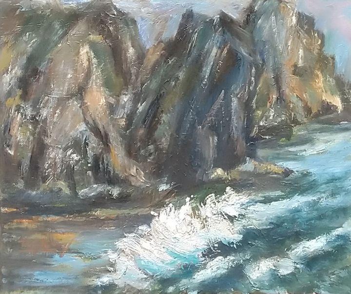 Ha Long bay - Artist Cuong Nguyen