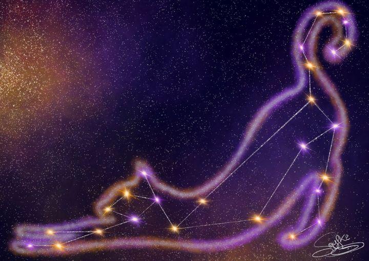 Cat's Constellation - Soyfki