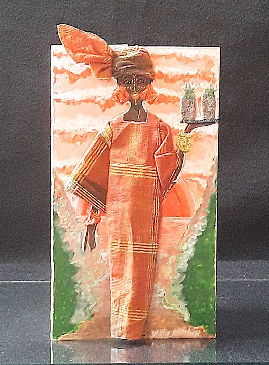 The Nu Nubian Card Collection '21 - Willie Mitchell Art & Designs Gallery