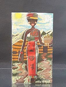 The Nu Nubian Card Collection '21