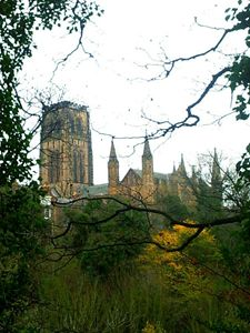 Durham Cathederal. Durham City UK