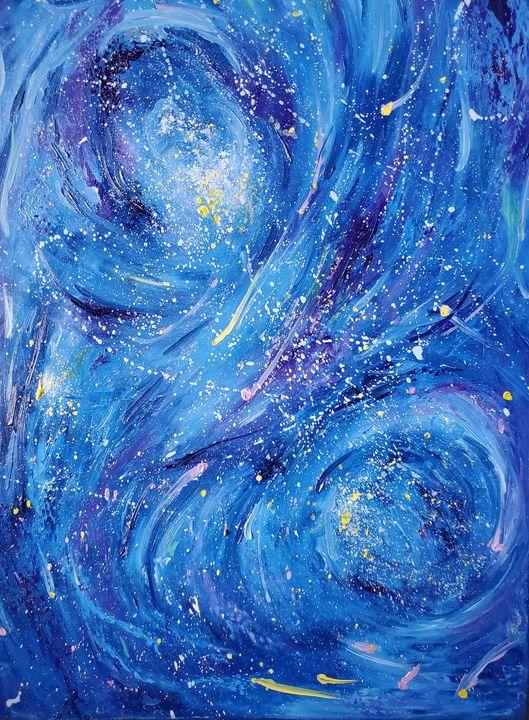 Cosmic Dreams - Maryia Skarakhod