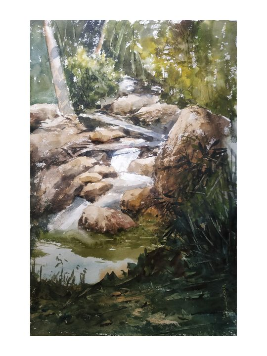 Water color - Ssart