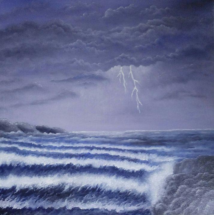 Thunder storm - vijay
