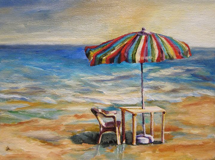 Beach Heaven 3 - SandhillsArtist