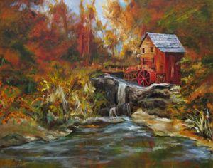 Mill On Otter Creek