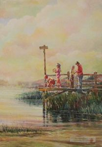 THE PIER FISHERS