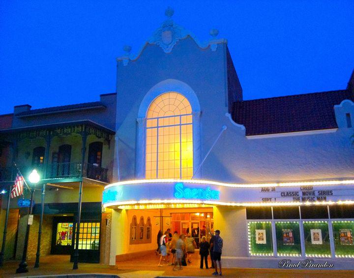 Saenger Theater - Pensacola Photography