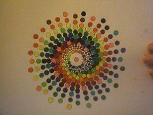 Spiraling Spectrum