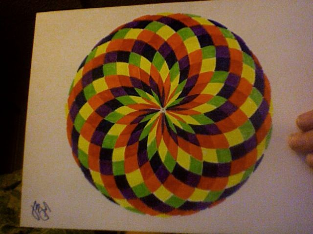 Sparkle Torus - Math + Art