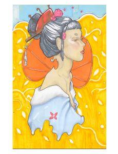 Mellow Geisha