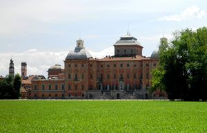 Raconigi castle