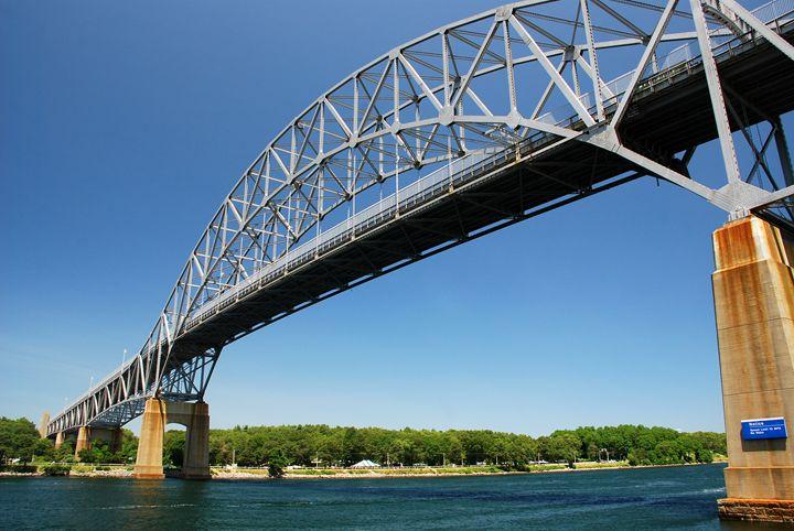 Bourne Bridge - Chrismark