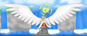 Heroic Angel Cleric