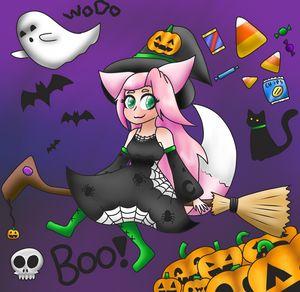 Halloween Nina