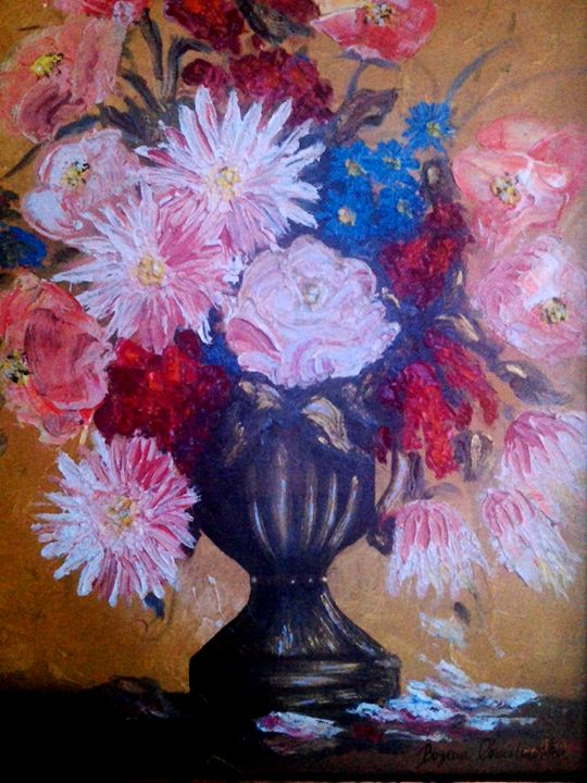 Flowers - Bochena Art Gallery