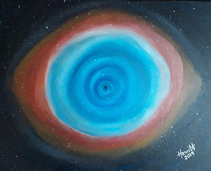 Nebula - Celestial D-Vine Design