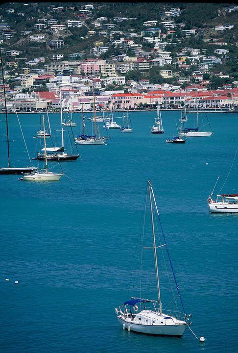Caribbean island. - oscarcwilliams