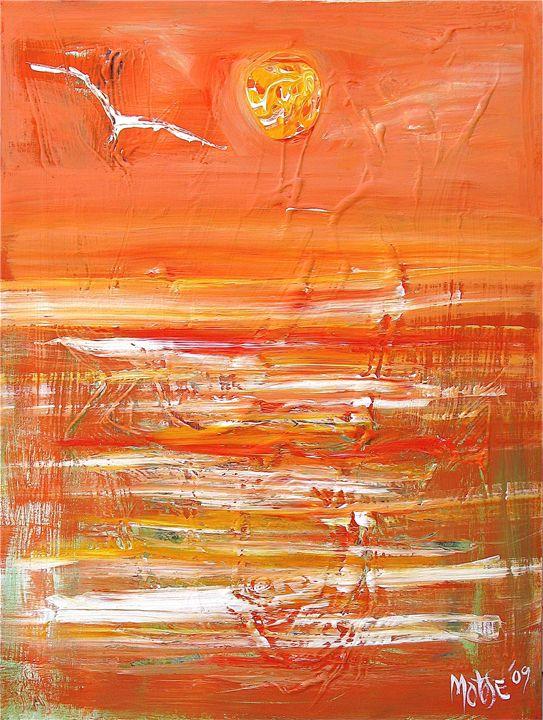 Abstract Sunset 2009 - Jmatose
