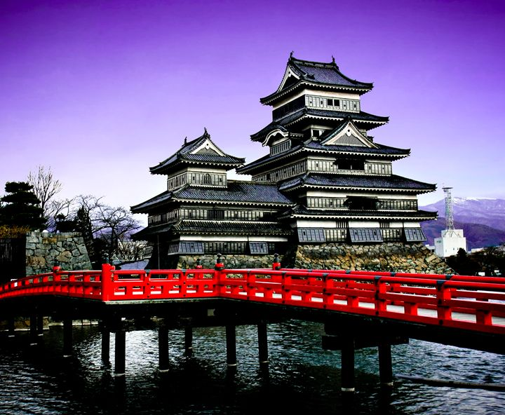Matsumoto Castle - Neale Cousland