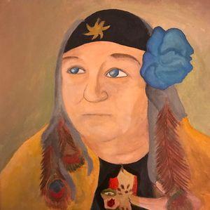 Portrait of CA Conrad