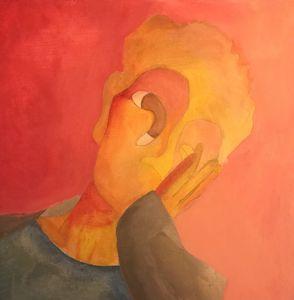 weary portrait