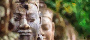 Guardians of Angkor - Tine Kremser