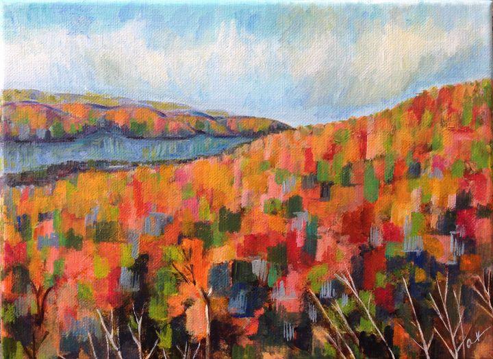 Mt. Tremblant - Alissa Kim