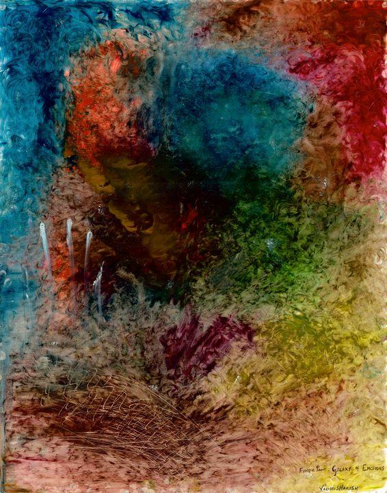 galactic emotions - Dhuss art mania