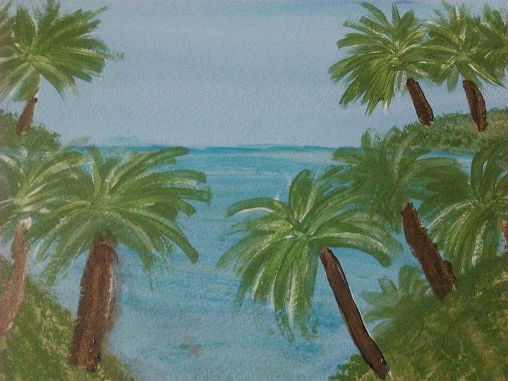 Beach love - Tracy Garlanger