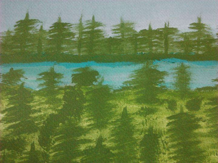 landscape - Tracy Garlanger