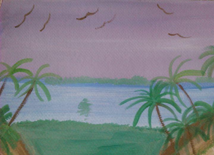 ocean breezy - Tracy Garlanger